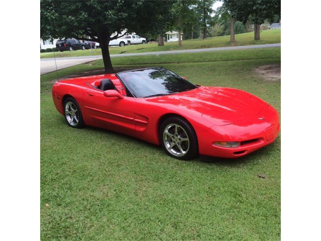 1998 Chevrolet Corvette | 721546