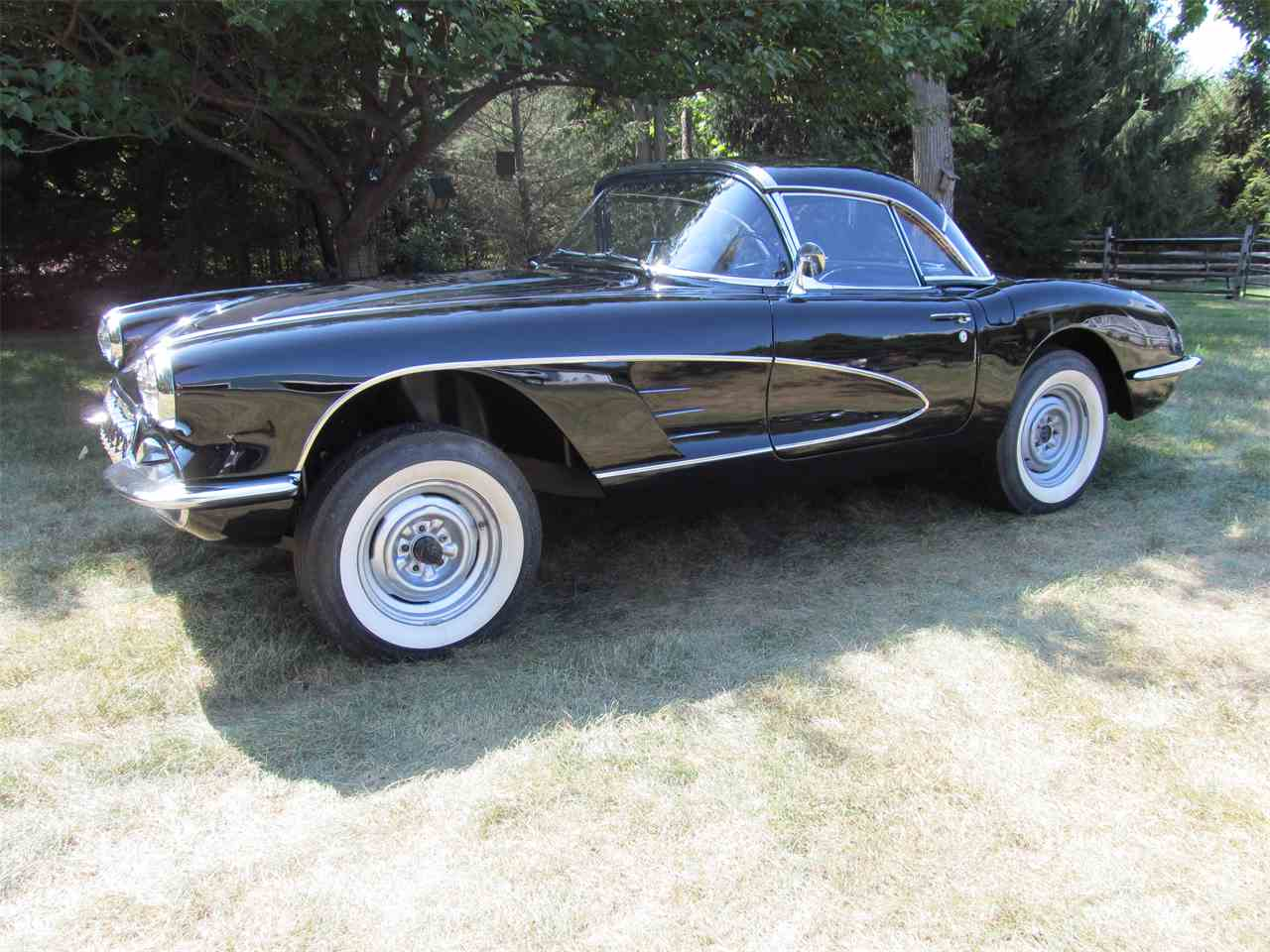 1958 chevrolet corvette for sale cc 721615. Black Bedroom Furniture Sets. Home Design Ideas