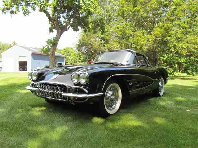 1958 Chevrolet Corvette | 721615