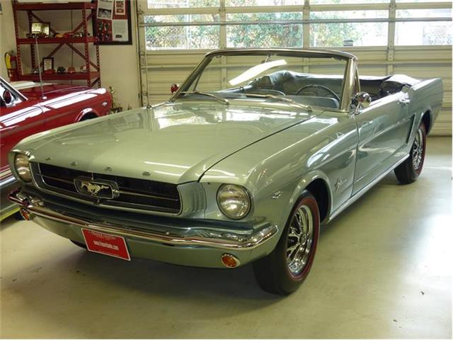 1965 Ford Mustang | 721636