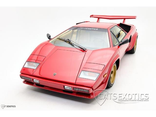 1983 Lamborghini Countach   721662