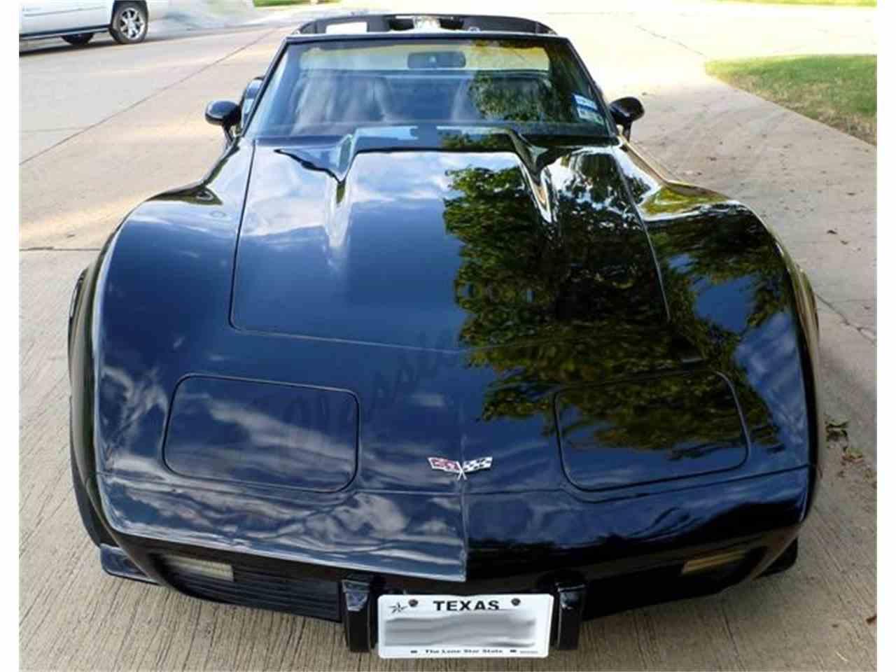 1979 chevrolet corvette for sale cc 721670. Black Bedroom Furniture Sets. Home Design Ideas