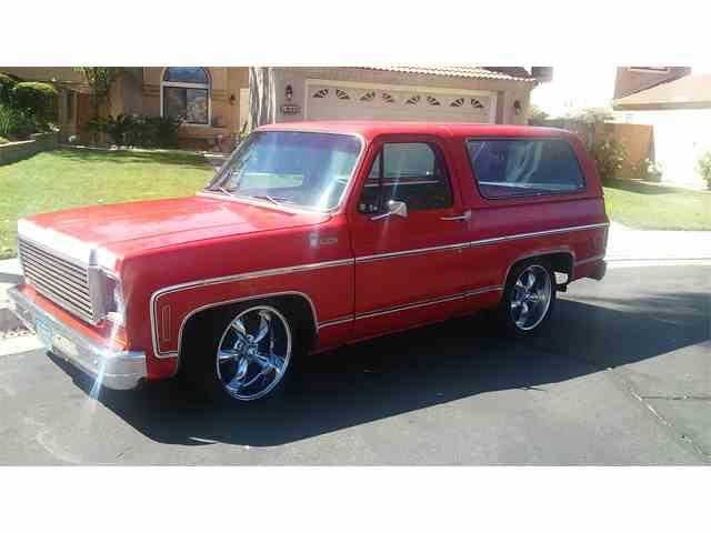 1978 Chevrolet Blazer | 721683
