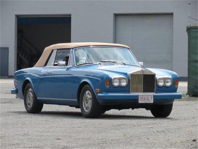 1980 Rolls-Royce Corniche | 721732