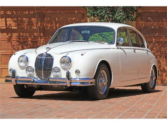 1963 Jaguar Mark II 3.8 | 721776