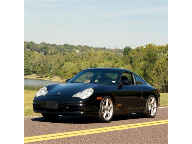 2002 Porsche 911 | 721788