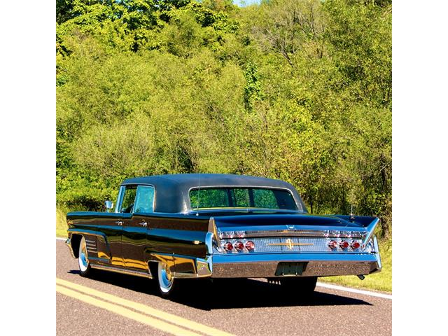 1960 Lincoln Continental | 721790