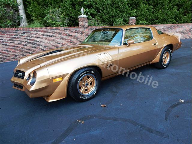 1978 Chevrolet Camaro Z28 | 721817