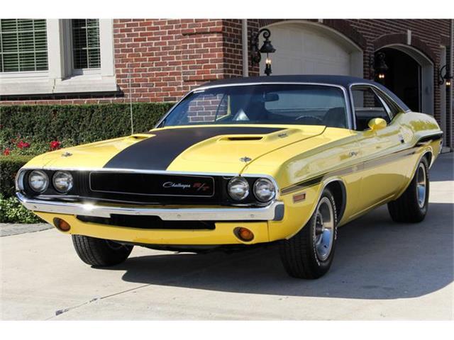 1970 Dodge Challenger R/T | 721894