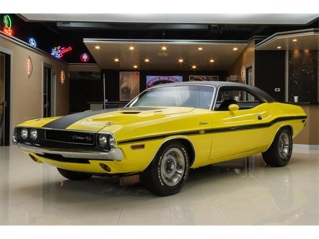 1970 Dodge Challenger R T For Sale On Classiccars Com 20