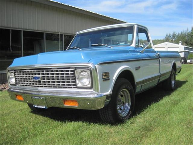 1971 Chevrolet Cheyenne | 721902