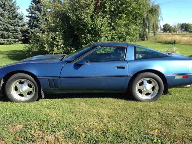 1984 Chevrolet Corvette | 721909