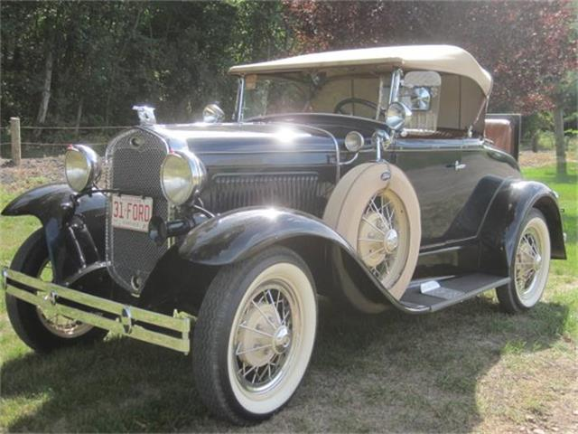 1931 Ford Model A | 721911