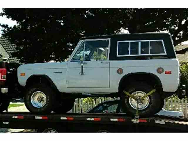 1973 Ford Bronco | 721914