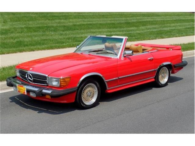 1977 Mercedes-Benz 450SL | 721945