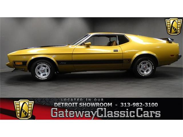 1973 Ford Mustang | 721949