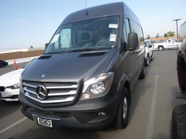 2015 Mercedes-Benz Sprinter Passenger Vans | 721962