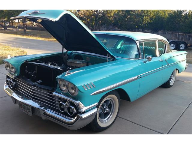 1958 Chevrolet Bel Air | 721985