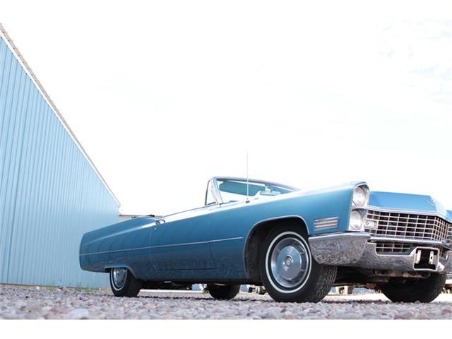 1967 Cadillac DeVille | 721988