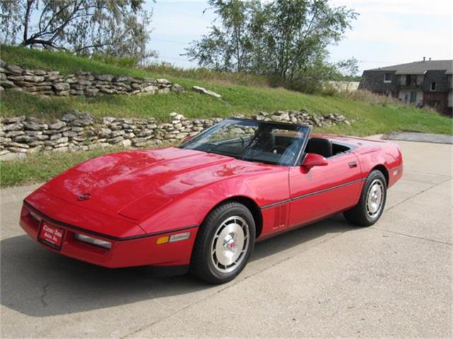 1987 Chevrolet Corvette | 722653