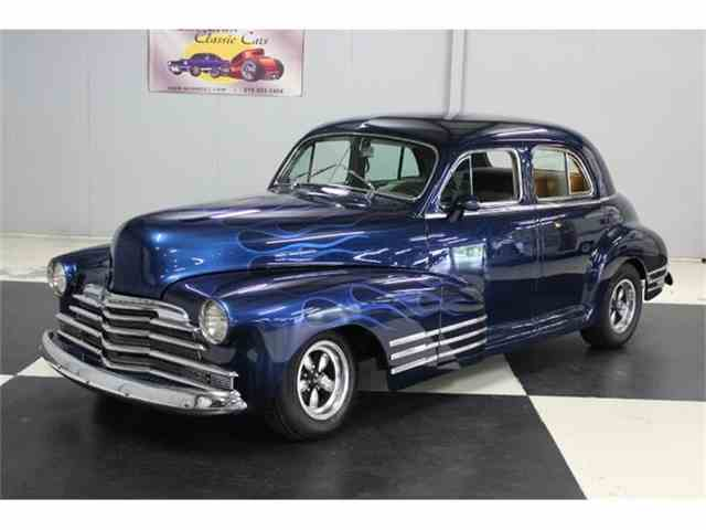 1947 Chevrolet Stylemaster | 722741