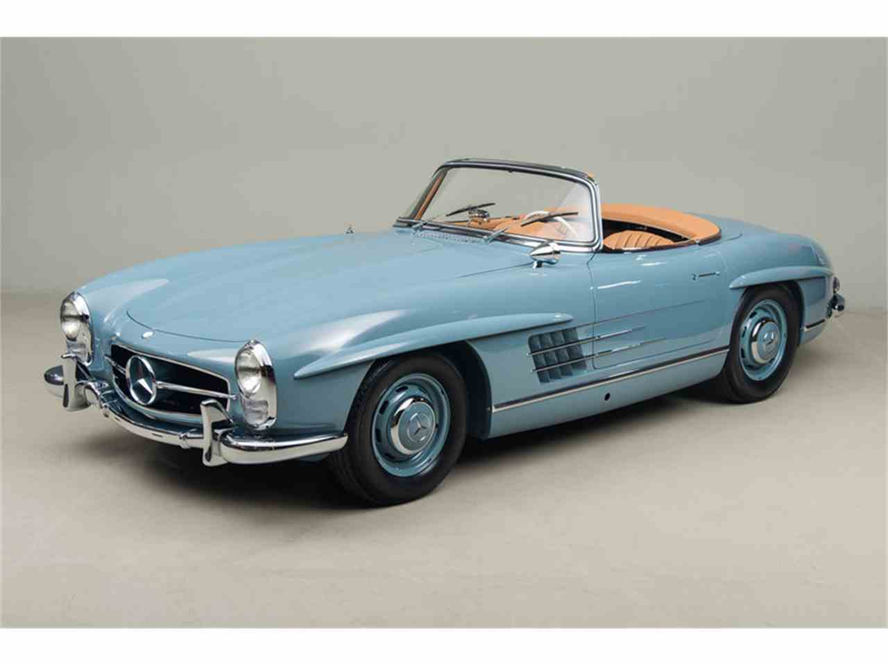 Large Picture of 1960 300SL Roadster - FHOS
