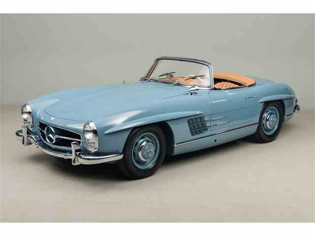 1960 Mercedes-Benz 300SL Roadster | 722764