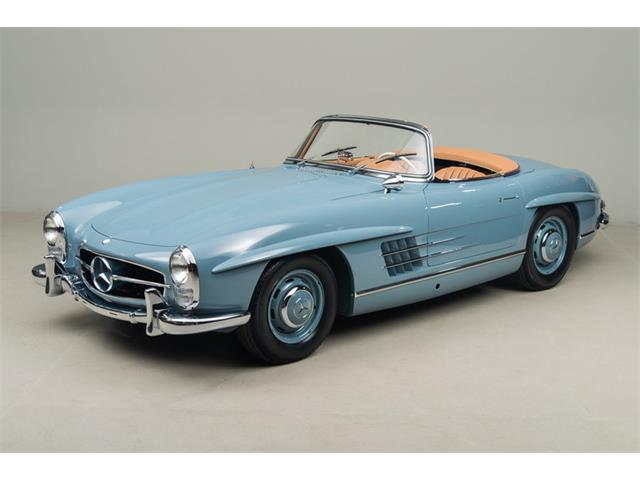 1960 Mercedes-Benz 300SL | 722764