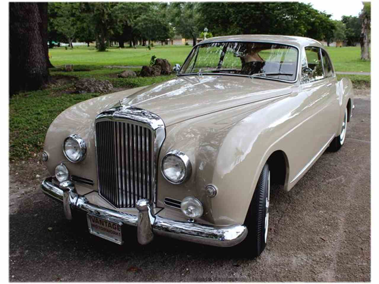 1956 bentley s1 continental for sale. Black Bedroom Furniture Sets. Home Design Ideas