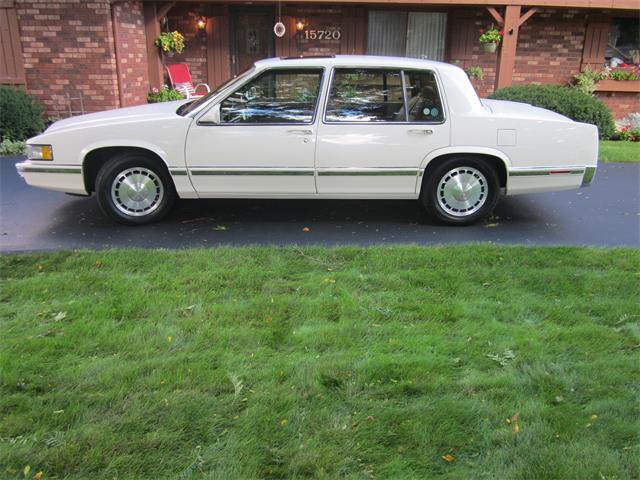 1991 Cadillac Touring | 722993