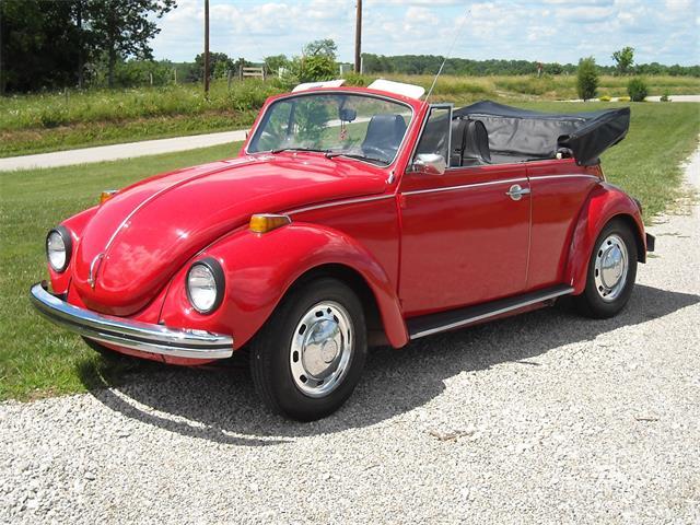 1971 Volkswagen Super Beetle | 723000