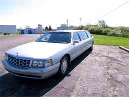 1999 Cadillac LIMO Federal for Sale - CC-723030