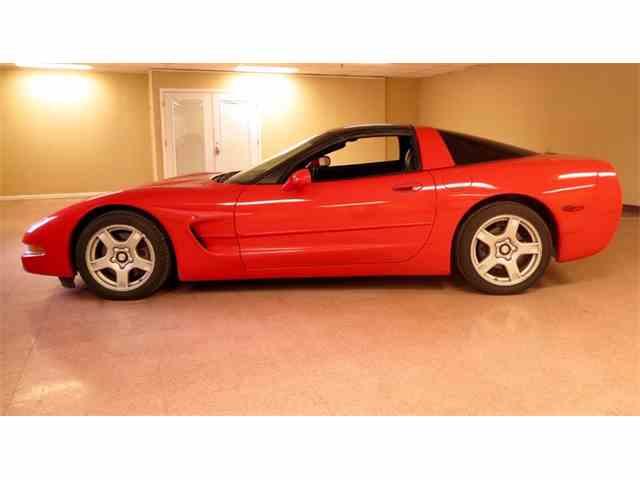 1998 Chevrolet Corvette | 723031