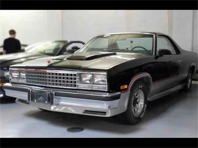 1987 Chevrolet El Camino | 723035
