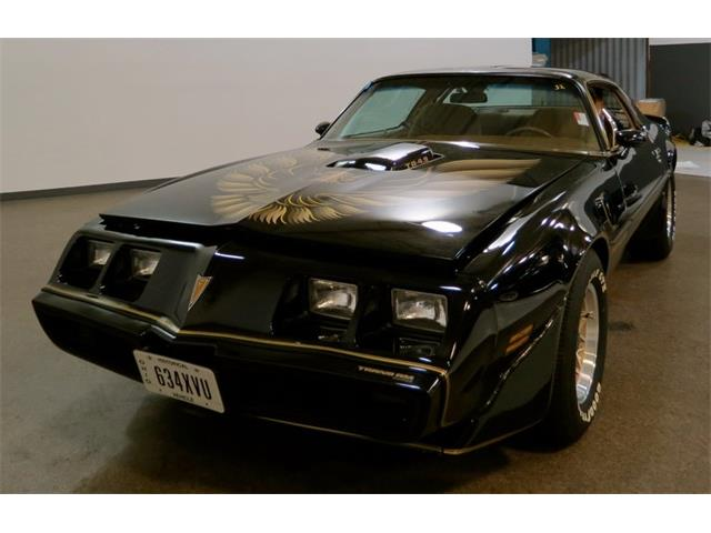 1980 Pontiac Firebird Trans AM T - TOPS | 723038