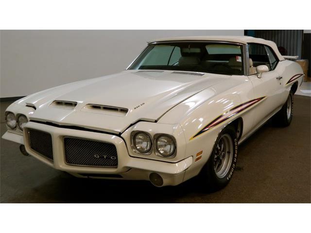 1971 Pontiac GTO | 723043