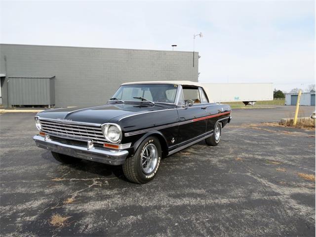 1963 Chevrolet Nova SS | 723054