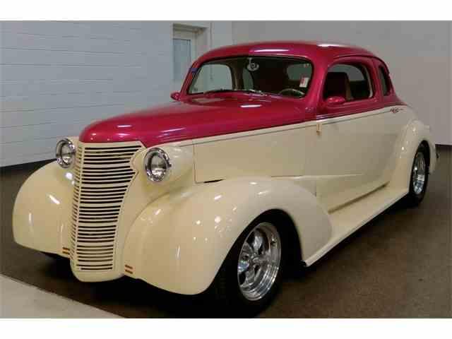 1937 Chevrolet 5-Window Coupe | 723055