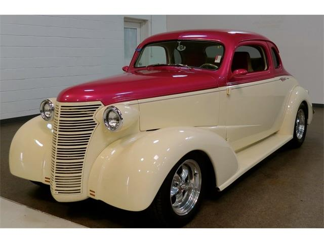 1937 Chevrolet 5-Window Coupe | 723055