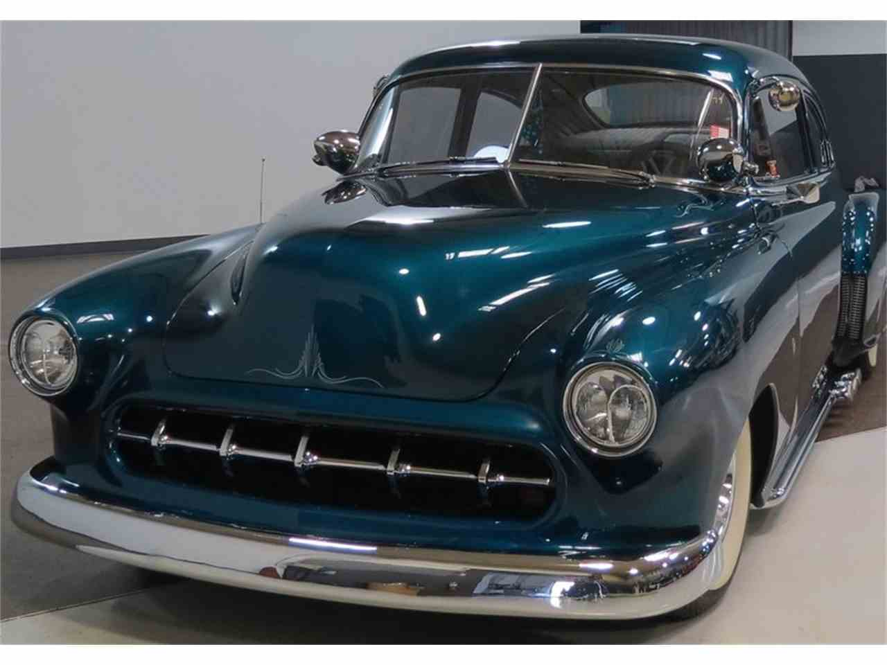 All Chevy 1951 chevrolet fleetline : 1951 Chevrolet Fleetline Frank Livingston The Elegant Relic for ...