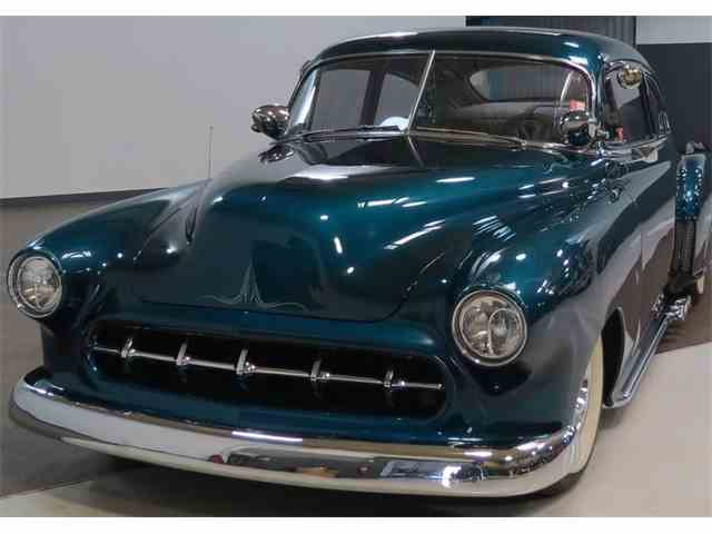 1951 Chevrolet Fleetline Frank Livingston The Elegant Relic | 723056