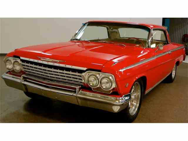 Picture of 1962 Impala SS - FHX0