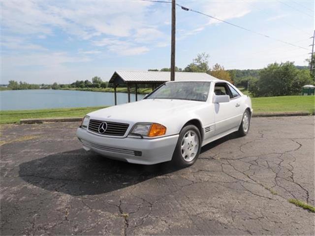 1992 Mercedes-Benz 300 | 723070