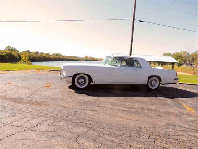 1956 Lincoln Continental Mark II | 723080