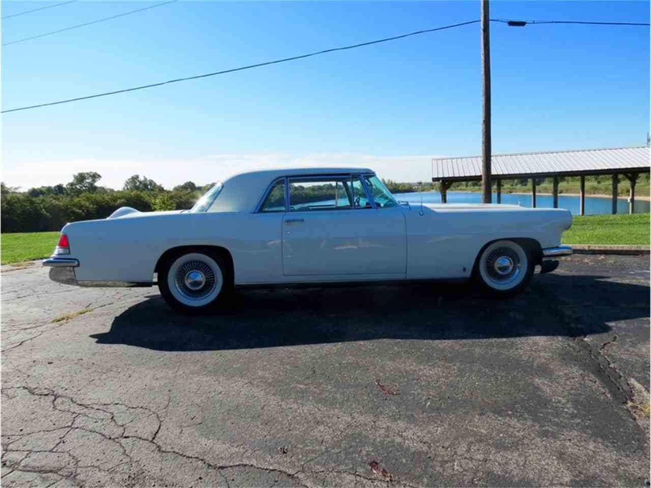 1956 lincoln continental mark ii for sale cc 723080. Black Bedroom Furniture Sets. Home Design Ideas