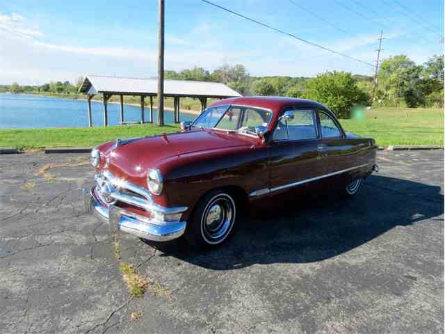 1950 Ford Coupe Restmod | 723082