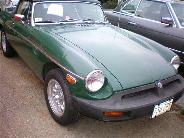 1978 MG MGB | 723121