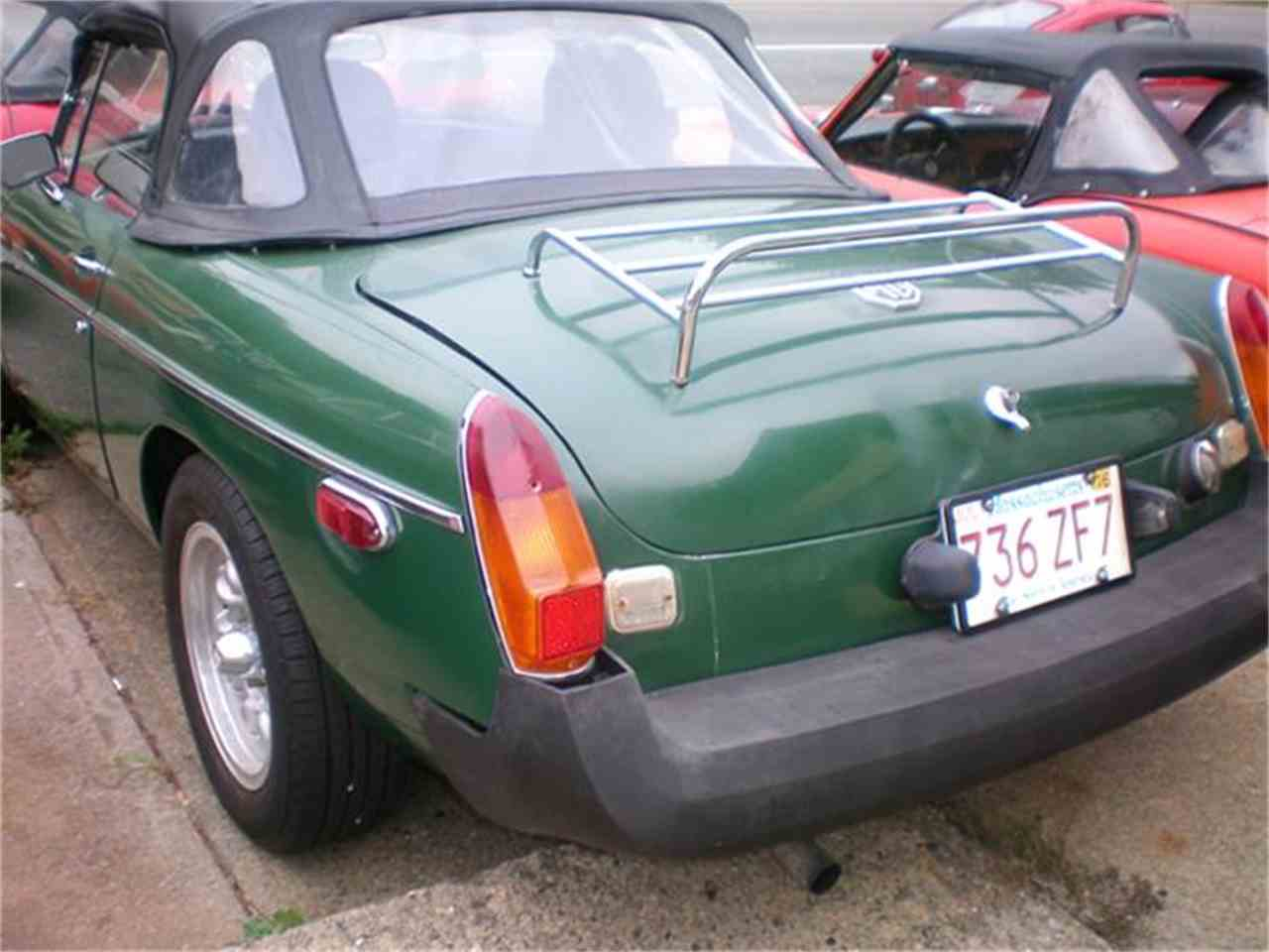 Large Picture of '78 MGB - FHYP