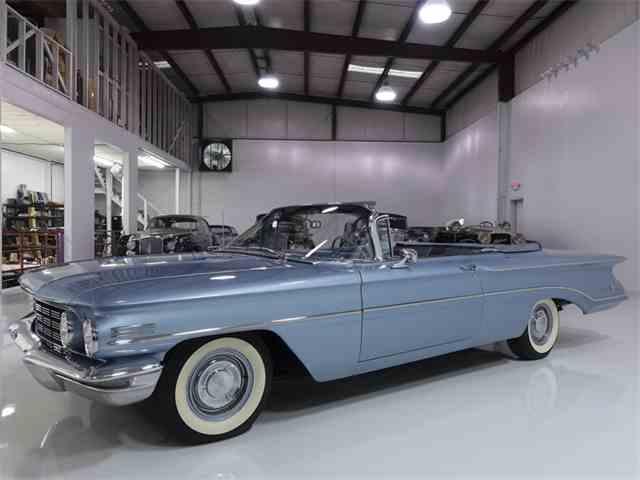 1960 Oldsmobile 98 | 723143