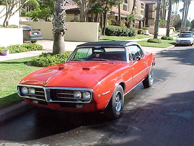1967 Pontiac Firebird | 723163